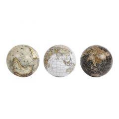 Wereldbol S D7.5Cm