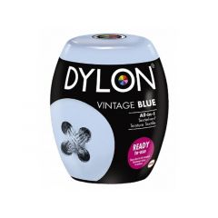 Dylon Color Fast Bol Nr 06 Vintage Blue + Zout 350G