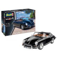 Rev 07043 Porsche 356 C Cabriolet