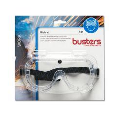Busters Ruimzichtbril Mistral
