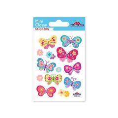 Sticker 111 002 Vlinders
