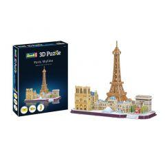 Revell 00141 3D Puzzel Paris Skyline