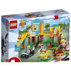 Toy Story 4 10768 Speeltuinavontuur Van Buzz En Bo Peep
