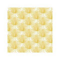 Braun   1208-19101   Leaf Pattern Gold 33X33Cm