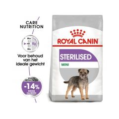 Rc Dog Ccn Mini Sterilised 3Kg