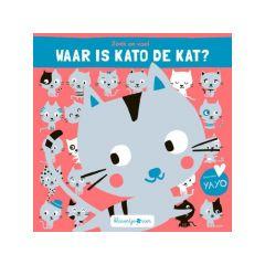 Zoek En Voel - Waar Is Kato De Kat?