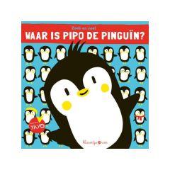 Zoek En Voel - Waar Is Pipo De Pinguin?
