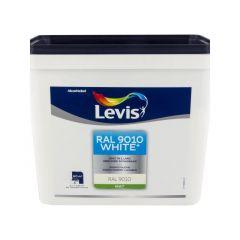 Levis White+ Ral 9010 5L