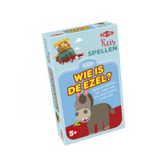 Tactic Travel Spel Donkey Game