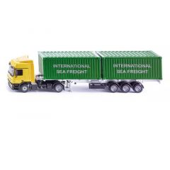 Siku 3921 Truck With Container