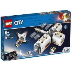City 60227 Ruimtestation Op De Maan