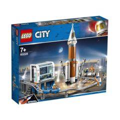 City 60228 Ruimteraket En Vluchtleiding