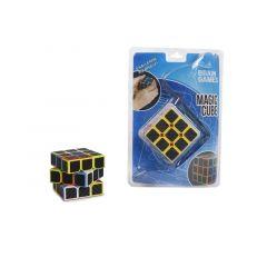 Brain Games Magic Cube Black 6.6X6.6Cm