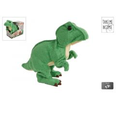 Take Me Home Loopdino T-Rex Groen 18Cm