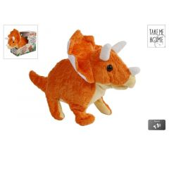 Take Me Home Loopdino Triceratops 13Cm