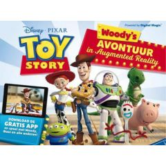 Toy Story - Woodys Avontuur In Augmented Reality