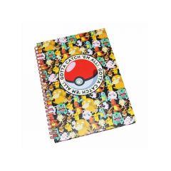 Pokemon A5 Notebook