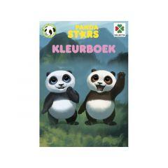 Kleurboek Panda