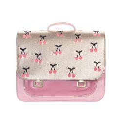 Jeune Premier It Bag Midi Cherry Pompon