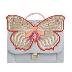 Jeune Premier It Bag Mini Butterfly Gold