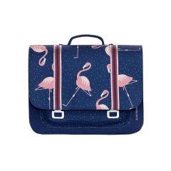 Jeune Premier It Bag Maxi Flamingo