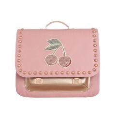 Jeune Premier It Bag Maxi Cherry Studs