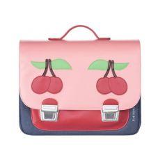 Jeune Premier Signature Bag Midi Cherry Pink