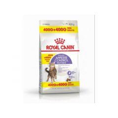 Royal Canin Fhn Appetite Control Sterilised 400G+400G
