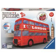 P 3D London Bus