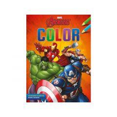Avengers Color Kleurboek