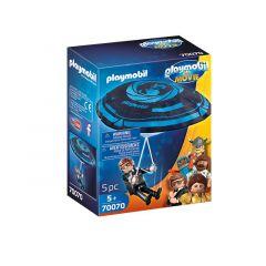 Playmobil 70070 The Movie Rex Dasher Met Para