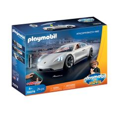 Playmobil 70078 The Movie Rex Dasher'S Porsche