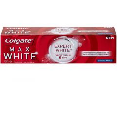 Colgate Tandp Max White Expert White Cool Mint 75Ml