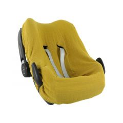 Les Reves D Anais Hoes Voor Maxi Cosi Pebble Plus/Rock Bliss Mustard