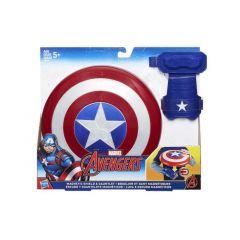 Avengers Captain America Magnetisch Schild En Handschoen