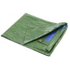 Dekzeil - blauw/groen - basic - 2 x 3m
