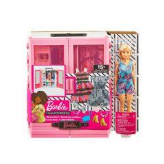 Barbie Ultieme Dressing Met Pop En Accessoires