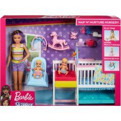Barbie Skipper Babysitter Kamer