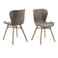 Batilda Dining Chair Khaki 70
