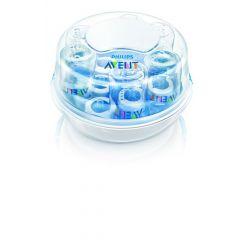 Sterilisator microgolfoven