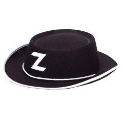 Hoed Vilt Zorro