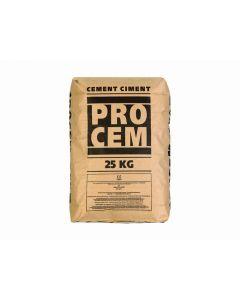 Cement Zak 25Kg Ii/B-M (S-V) 32.5 Procem
