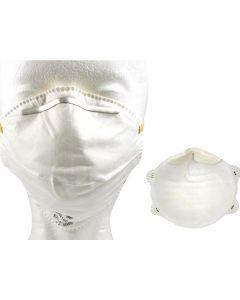 Wegwerpstofmasker (5 st.) - Ffp1d