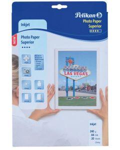 Pelikan Photo Paper Super 240Gr 20Bl A4