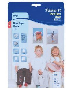 Pelikan Photo Paper Classic 170Gr 20Bl A4