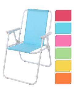 Vouwstoel Unica 6Ass Kleur