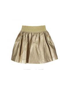 Le Chic Z19 Meisjes Skirt Precious Metal Gold 92