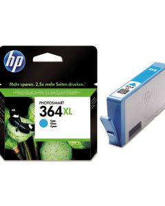 Hp Inkcartridge Hp364X Cyan