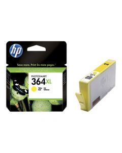 Hp Inkcartridge Hp364X Yellow