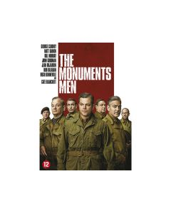 Dvd The Monuments Men